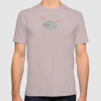 You Have a Lovely Brain Mens Fitted Tee Cinder SMALL
