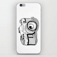AE-1 iPhone & iPod Skin
