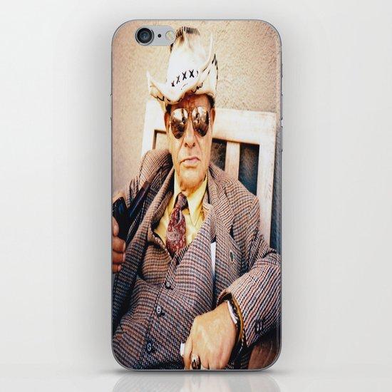 jimmy iPhone & iPod Skin