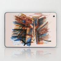 The City Pt. 3 Laptop & iPad Skin