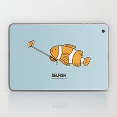 Selfish Laptop & iPad Skin