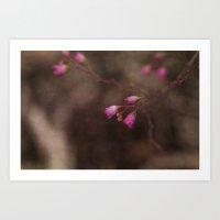 Pink Pleasure Art Print