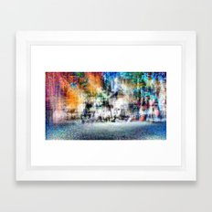 An other path to linger i.e. or heeding longer. [extra, 02] Framed Art Print
