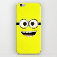 minion *new* iPhone & iPod Skin