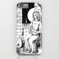 Maid with a Small Child  iPhone 6 Slim Case