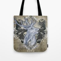 My Deer Friend Tote Bag