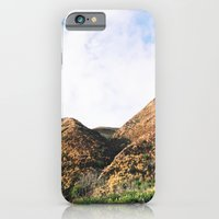 Malibu Mountains iPhone 6 Slim Case