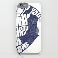 HEY YOU, STAY HAPPY. YA HEAR. iPhone 6 Slim Case