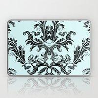 Damask Pattern Laptop & iPad Skin