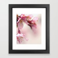 Gentle Framed Art Print