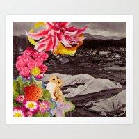 What Doesn't Kill You Ma… Art Print