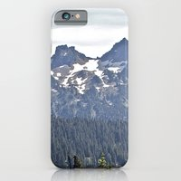 iPhone & iPod Case featuring Smoky Skyline by Todd Langland