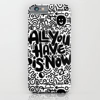 ALL YOU HAVE IS NOW iPhone 6 Slim Case