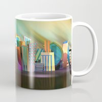 City of Color Mug