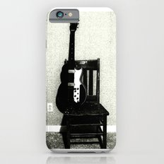 This Chair and Guitar Weren't Always So Lonely iPhone 6s Slim Case