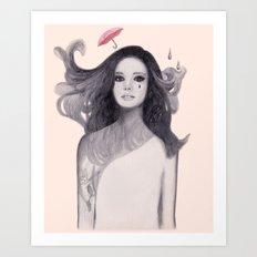 Persona.Love Art Print