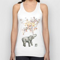 Bubble Dreams Unisex Tank Top