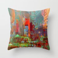 A Commonplace Day Throw Pillow