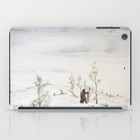 Tom Feiler Solitary Trapper iPad Case