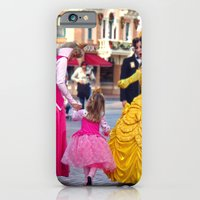iPhone & iPod Case featuring Princess by BreatheinStandstill