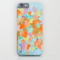 iPhone Cases featuring Orangerie by Ann Marie Coolick