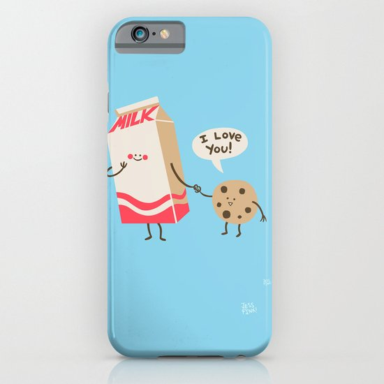 Cookie Loves Milk iPhone & iPod Case
