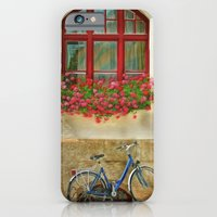 Bike At The Window iPhone 6 Slim Case
