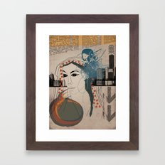 126. Framed Art Print