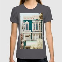 Be Colorful Womens Fitted Tee Asphalt SMALL