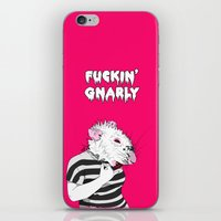 Name in the Paper iPhone & iPod Skin