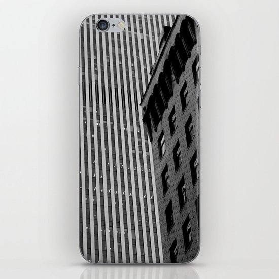NY.Skyscraper III iPhone & iPod Skin