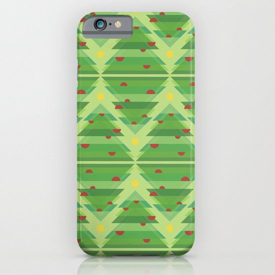 Over the trees iPhone & iPod Case