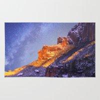 Montserrat Mountains Rug