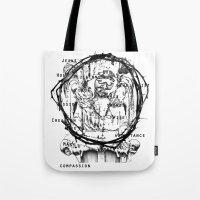 St Anne  Tote Bag