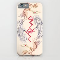 iPhone & iPod Case featuring Mermaid by HanYong