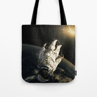Floating In The Abyss Tote Bag