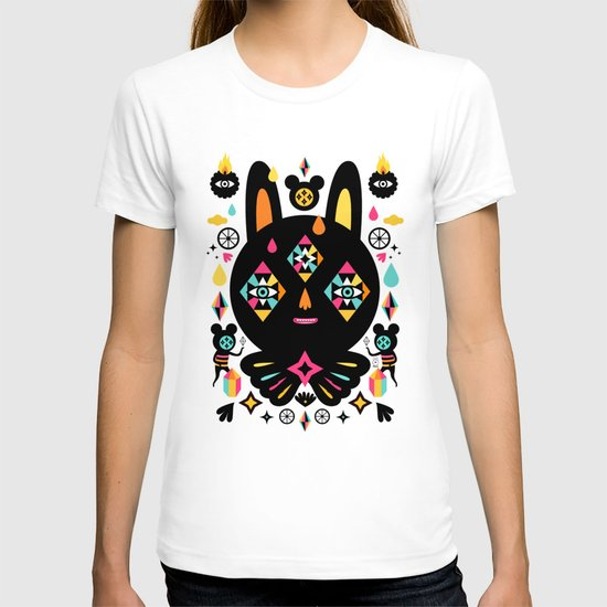 Rainbow Bunny T-shirt