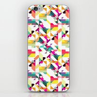 Aztec Geometric IV iPhone & iPod Skin