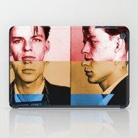 Classic Frank Sinatra  iPad Case