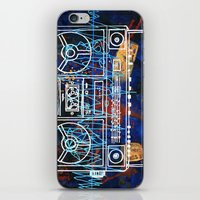 Malicious Melody iPhone & iPod Skin