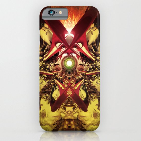 Spinal Tyrant mkii iPhone & iPod Case