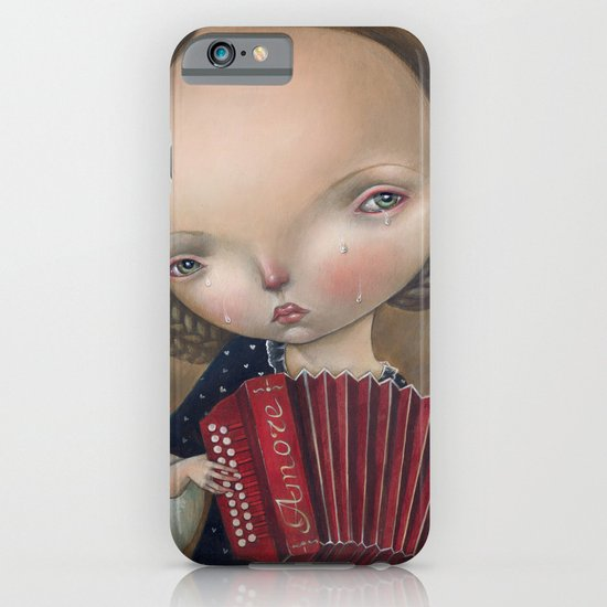 Love song iPhone & iPod Case
