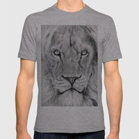 + WHAT YOU ARE + Mens Fitted Tee Athletic Grey SMALL