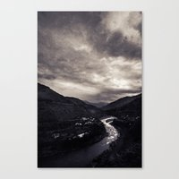 For Adams Canvas Print
