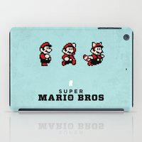 Super Mario Bros 3 iPad Case