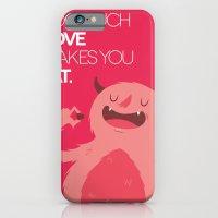 FATTY valentine's day iPhone 6 Slim Case