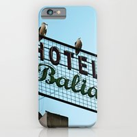 iPhone & iPod Case featuring Hotel by Fernando Teixeira