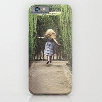 Alice World 1 iPhone 6 Slim Case