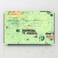Like a ton of bricks iPad Case