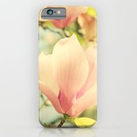 iPhone & iPod Case featuring Spring Magnolias by Gallo Girl Photography
